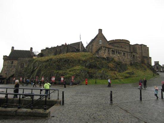 Red Coat Cafe At Edinburgh Castle Edinburgh