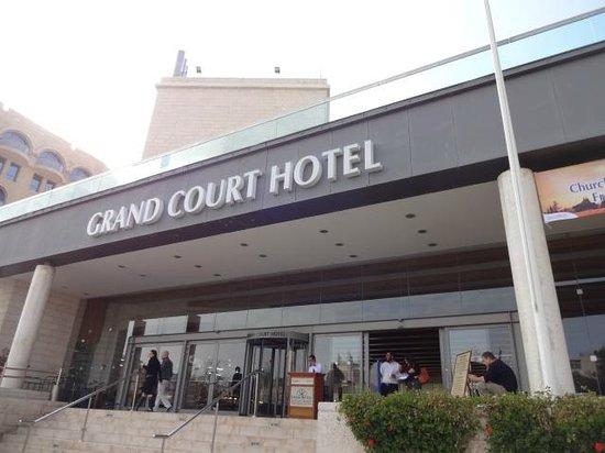 Grand Court Hotel: 外観
