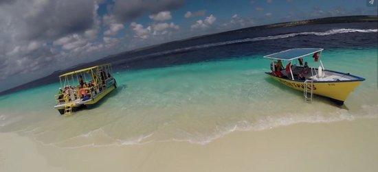 Kralendijk, Bonaire: Water Taxi 2x