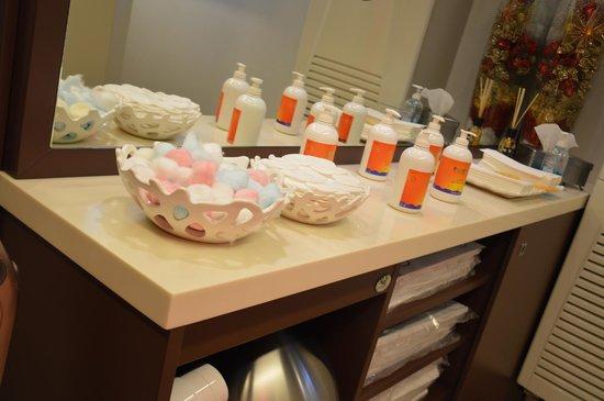 Napa Abbronzatura Riccione: I prodotti prima e dopo il Trattamento