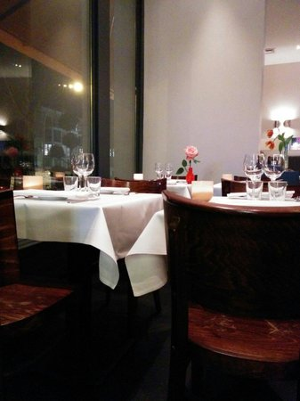 Twenty Six: Beautifully laid tables
