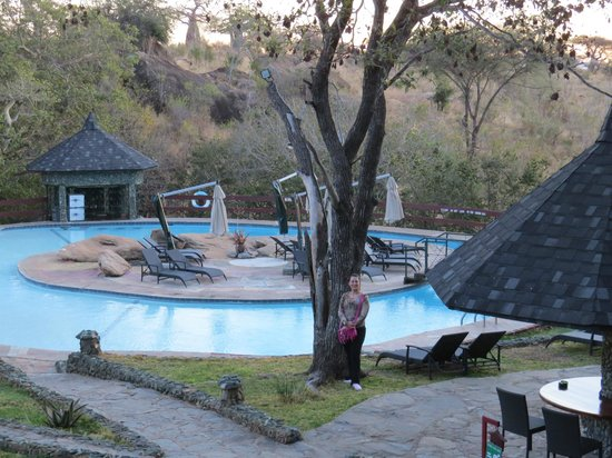 Tarangire Sopa Lodge: Pool