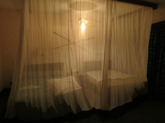 Tarangire Sopa Lodge : Schlafzimmer