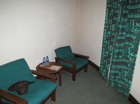 Tarangire Sopa Lodge : Vorzimmer