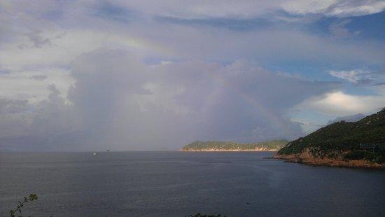 Dong'ao Island: 岛上的彩虹