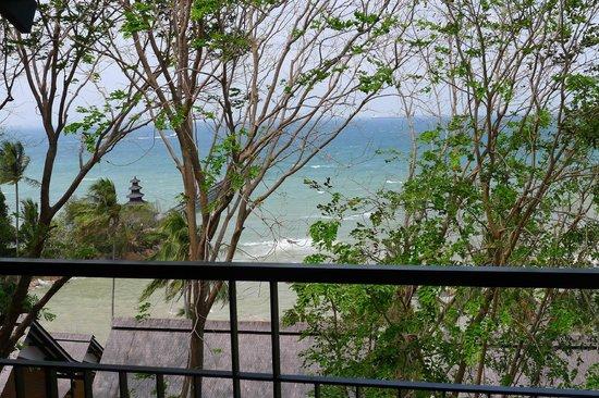Turi Beach Resort: view from room