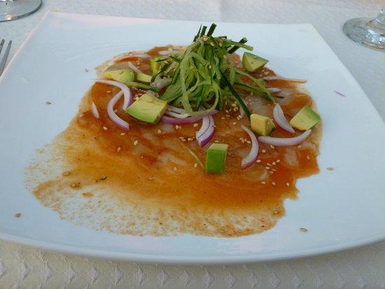 Villa de la Selva : Appetizer