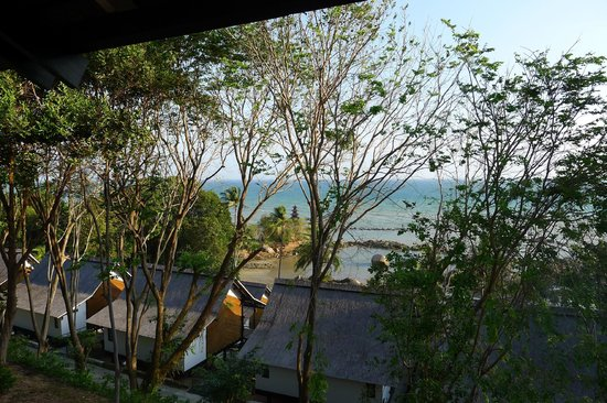 Landscape - Turi Beach Resort: view from pavilion