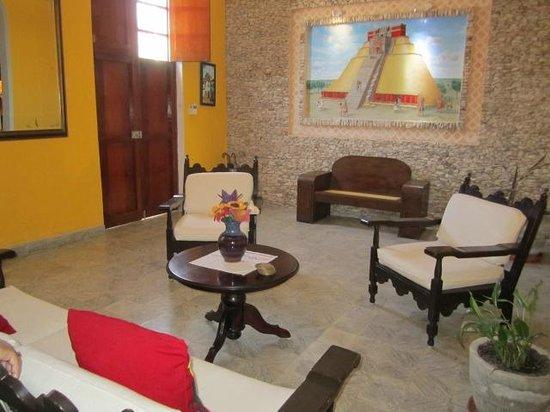 Casa Del Maya : Entry