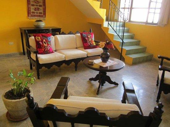 Casa Del Maya : Entry way