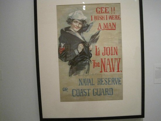 San Diego Museum of Art: WAR POSTER