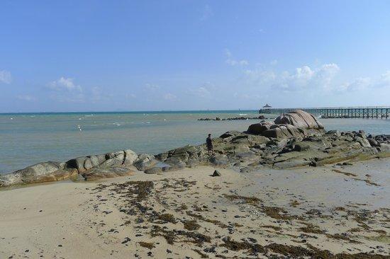 Turi Beach Resort: view at the beach