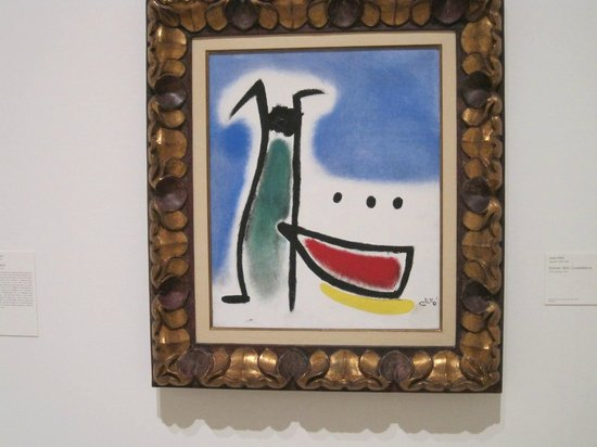 San Diego Museum of Art: JUAN MIRO