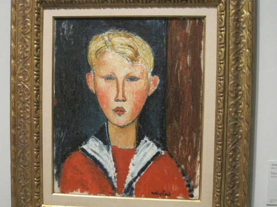 San Diego Museum of Art: Modigliani