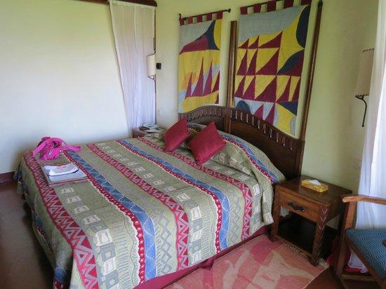 Lake Manyara Serena Lodge: Schlafzimmer