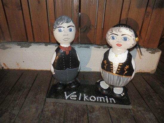Hotel Berg: Icelandic welcome