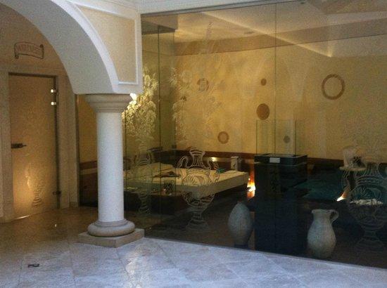 Hotel Elizabeth: wellnes lounge