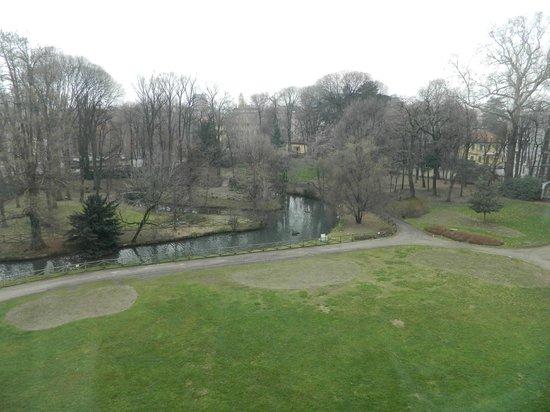 Galleria Civica d'Arte Moderna : Парк в поместье Наполеона