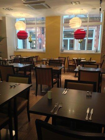 Mercure London Bloomsbury: Restaurant
