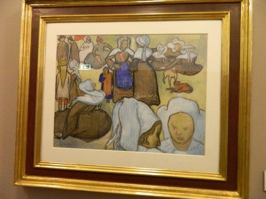 Galleria Civica d'Arte Moderna : Выставка во дворце Наполеона