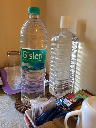 Devi Niketan Heritage Hotel : New bottles water would have been better