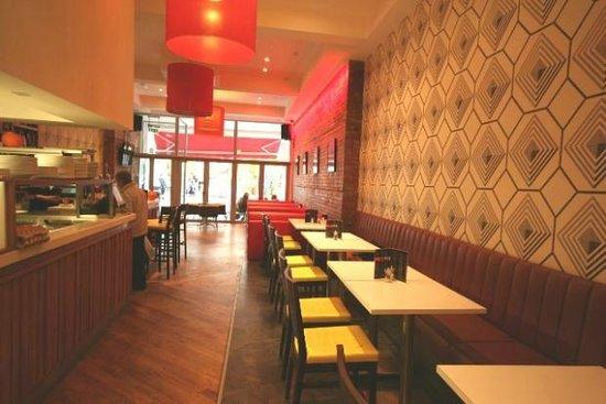 Bank St Bar & Grill