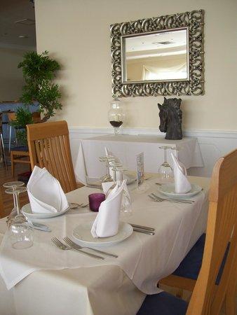 The Gurkhas & The Orchid Restaurant: The Restaurant's Main Hall