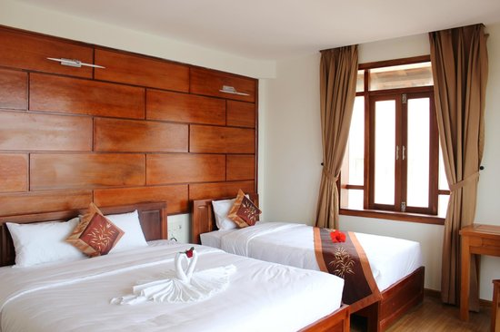 Kiman Hoi An Hotel & Spa: Deluxe Room with balcony