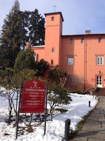 Castello Rosso : .