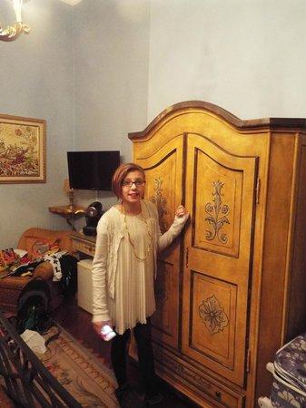 Residenza Vespucci: Bedroom