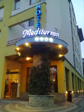 Hotel Mediterran: 1