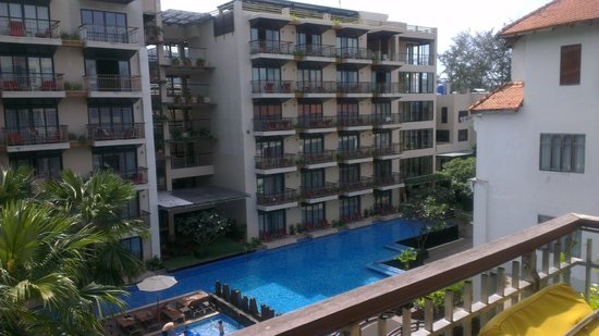 Baan Laimai Beach Resort: Pool View room