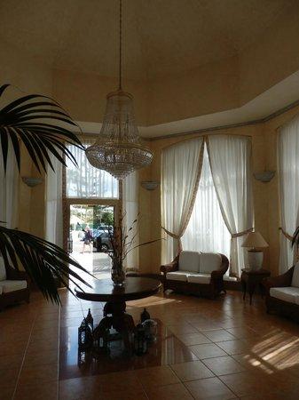 Vital Suites Hotel & Spa: De hal