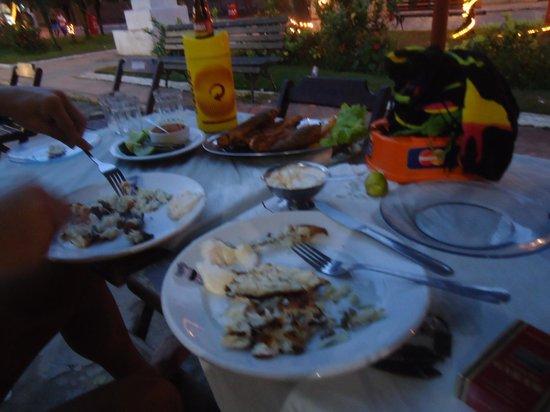 Casarao Da Ilha : comida