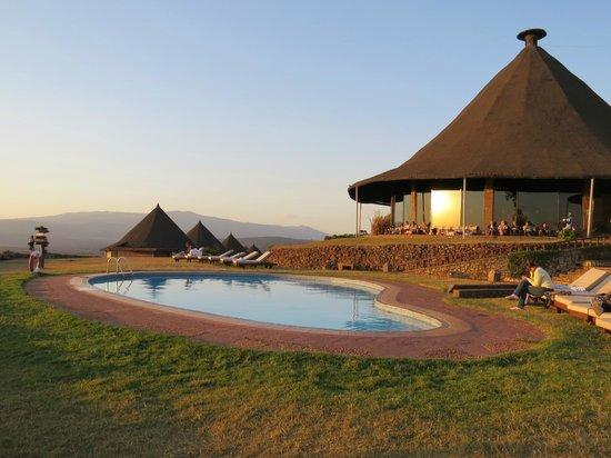 Ngorongoro Sopa Lodge: Pool