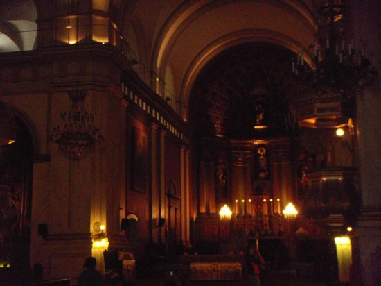 Catedral Metropolitana de Montevideo (Catedral Matriz): Interior