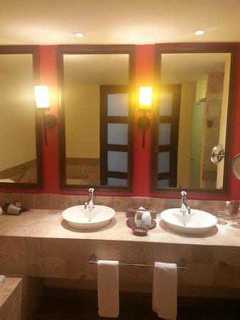 Hyatt Ziva Los Cabos : Sinks