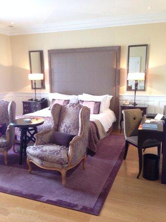 Hotel De Paris: Beautiful Decor