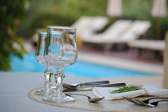 Le Mas des Cigales : lekkere table d'hôtes