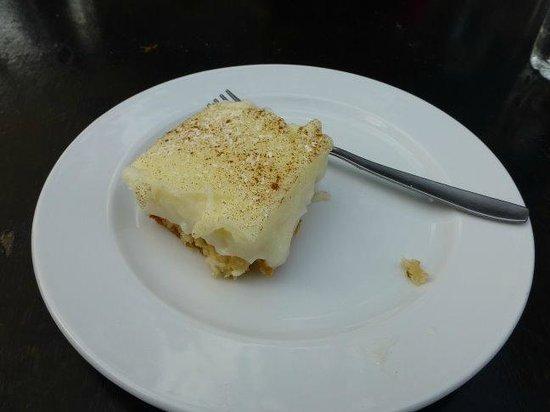 Scarabeo: Home made Dessert