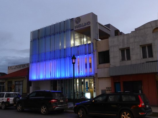 Natalino Hotel Patagonia : Hotel Facade