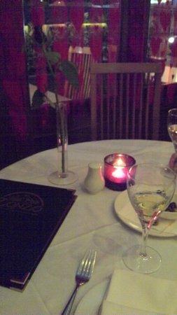 Zonzo Restaurant: Valentine's at Zonzo