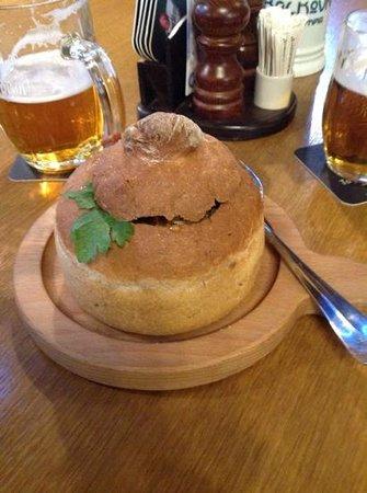 cabbage and potato soup