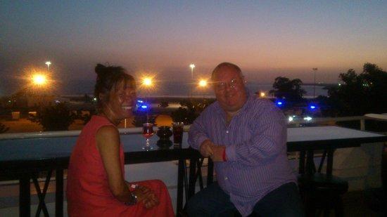 "Royal Mirage Agadir Hotel : hotel ""Sunset Terrace"""