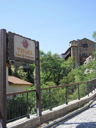 The Mill Hotel: по пути в отель