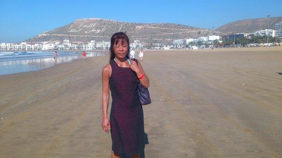 Royal Mirage Agadir Hotel : beach