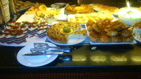 Royal Mirage Agadir Hotel : dessert