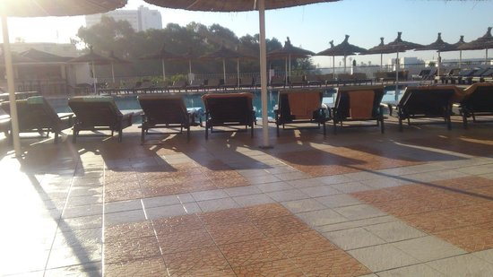Royal Mirage Agadir Hotel : pool