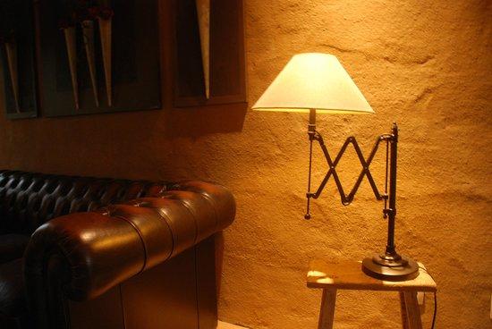 L'Auberge du vieux Moulin : Réception