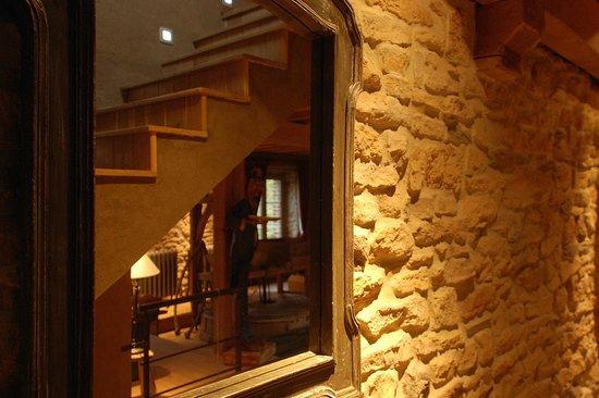 L'Auberge du vieux Moulin : Décoration